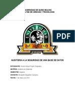 Universidad de Quino Bolivia