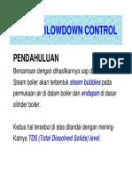 Boiler Blowdown Control