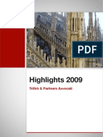 Highlights T&P 2009
