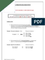 FORMATION présent subjonctif