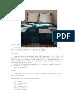 Cobertor Crochet