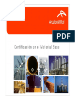 Soldadura2008-3_Certificación en El Metal Base