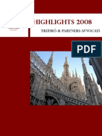 Highlights T&P 2008