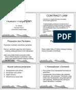 Hukum Kontrak.f