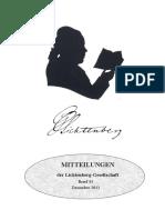 Lichtenberg-Mitteilungen Nr. 43