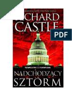 Castle Richard - Derrick Storm 01 - Nadchodzacy Sztorm
