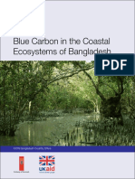 Blue Carbon in the Coastal Ecosystems of Bangladesh