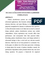 Securityevaluationofpatternclassifiersunderattack 141112043912 Conversion Gate02