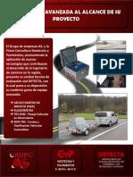 Portada Evaluación de Carreteras