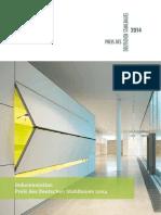 B312 Preis Des Deutschen Stahlbaues 2014
