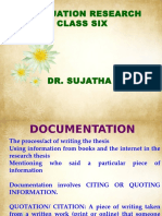 Class 3 Documentation