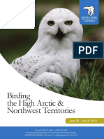 Birding the High Arctic and Northwest Territories - 2015-09-22 v1d - LOW RES