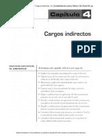 06) Colín, J. G. (2007). Cargos Indirectos en Contabilidad de Costos.