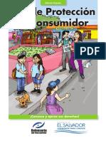 Ley de protección al consumidor edición popular