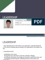 Leadership(Fishbone)