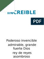 INCREIBLE.pptx