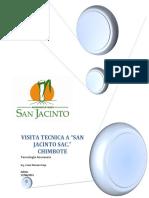 Visita San Jacinto