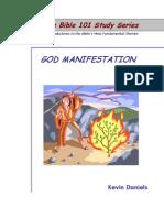 God Manifestation 101
