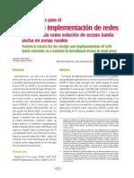 Criterios Técnicos Para El Diseño e Imolementación de Redes Wi-fi en Malla Como Soución de Acceso [Noguera Paz,Rubén Darío]