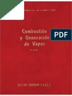 Combustion y Generacion de Vapor