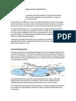 La Evolución Urbana de Cartagena Durante La Edad Moderna