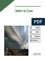 1º ESO. Tema 4 EL TIEMO Y EL CLIMA.pps [Modo de Compatibilidad]