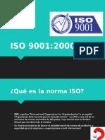 Mejora de La Calidad ISO-9001