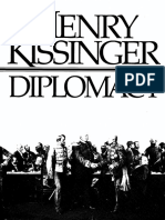 Henry Kissinger- Diplomacy 0671510991