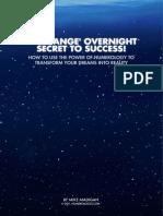 Strange Overnight Secret