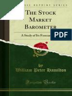 The Stock Market Barometer 1000058950
