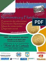 Día de la Numismática Argentina 2016