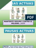 CAPACITACION PAUSAS ACTIVAS