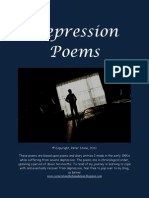 Depression Poems