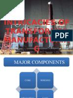 transformer manufacturing and design