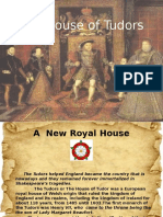 The House of Tudors Ppt