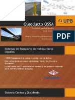 Oleoducto OSSA