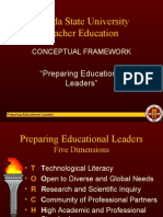PROFESIONALISME GURU- PREPARING EDUCATIONAL LEADERS