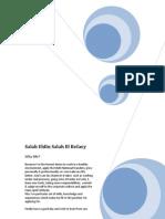Salah El Refaey CV 1