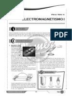 F S13 Electromagnetismo I
