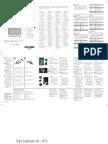 Dell Latitude 10 – ST2 Manual do proprietário.