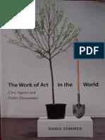 Doris Sommer - The Work of Art in the World