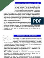 Macrostates & Microstates 1