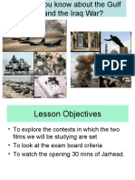 What Do You Know About the Gulf War