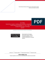 Experimentos en Gobierno. Analíticas Gubernamentales y Conocimiento Estratégico Del Riesgo