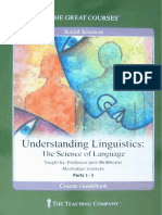 Understanding Linguistics - The science of Language John McWhorter.pdf