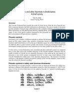 Dictionary Symbols - UTN29