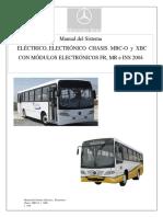 Manual Sitg. Electtrico XBC-MBC.O