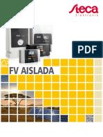 Steca FV Aislada Catalogo ES