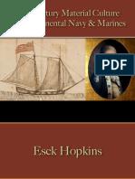 Naval - Continental Navy & Marines