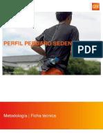 sedentarismo peruano